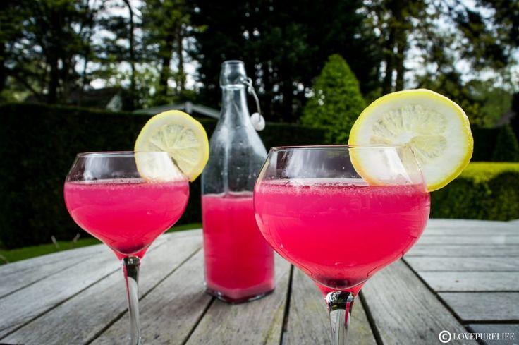 detox drink # granaatappel #gember # Citroen