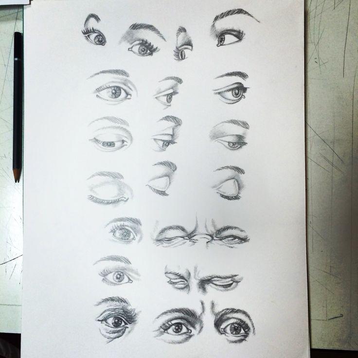 Eyes By Layana Khankan