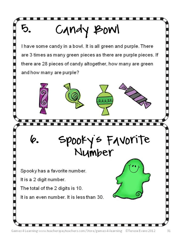 halloween riddles pdf