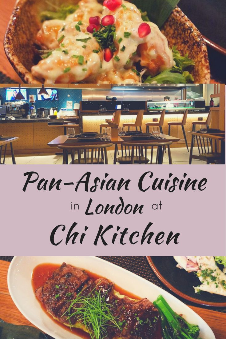 Popcorn Shrimp. Korean Steak. Sushi. Cornflake Ice Cream. Just some of the dishes we tried at Chi Kitchen, a London Pan-Asian Restaurant