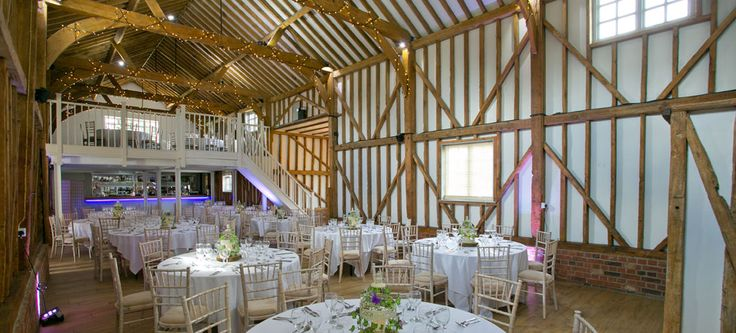 About Milling Barn Wedding Venue | Hertfordshire Barn Wedding Venues | Milling Barn, Bluntswood Hall