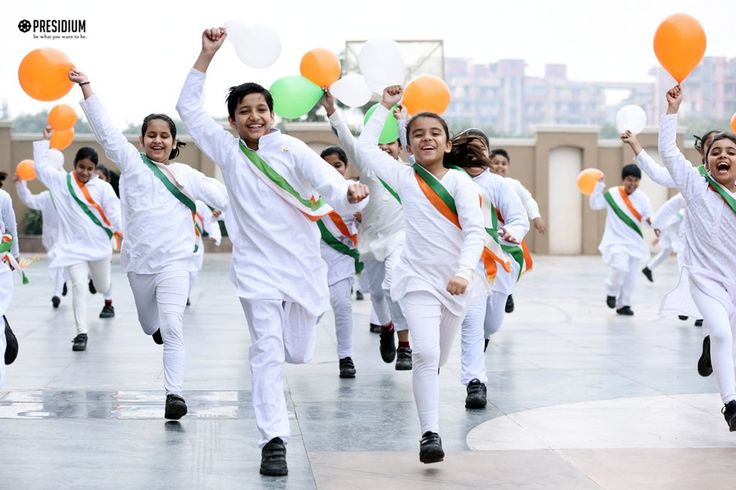 On the eve of the 68th Republic Day of India, a special ceremony was held at Presidium. Presidians came together on this day to celebrate the occasion in all its solemnity and grandeur. With her precious words, the honourable chairperson of the school, Mrs. Sudha Gupta, ignited the emotion of patriotism in the hearts of all. The students saluted the national flag and pledged to uphold the honour and integrity, diversity and uniqueness that is-INDIA. The pride and respect for their nation…
