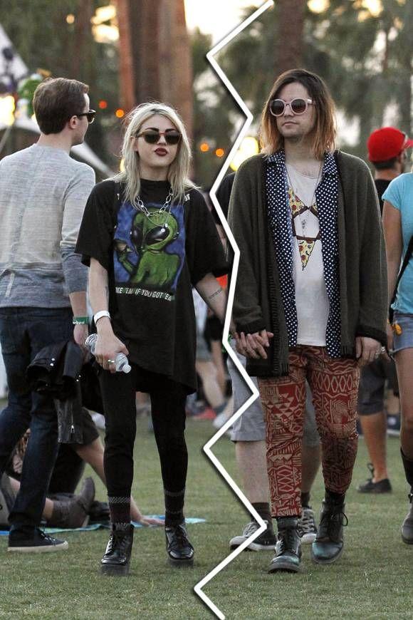 Frances Bean Cobain Files For Divorce From Husband Isaiah Silva! by Perez Hilton  #Breakups, #Entertainment, #FrancesBeanCobain, #IsaiahSilva, #KurtCobain, #LegalMatters, #LoveLine, #TheEeries