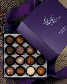 exotic truffle collection: YUM!
