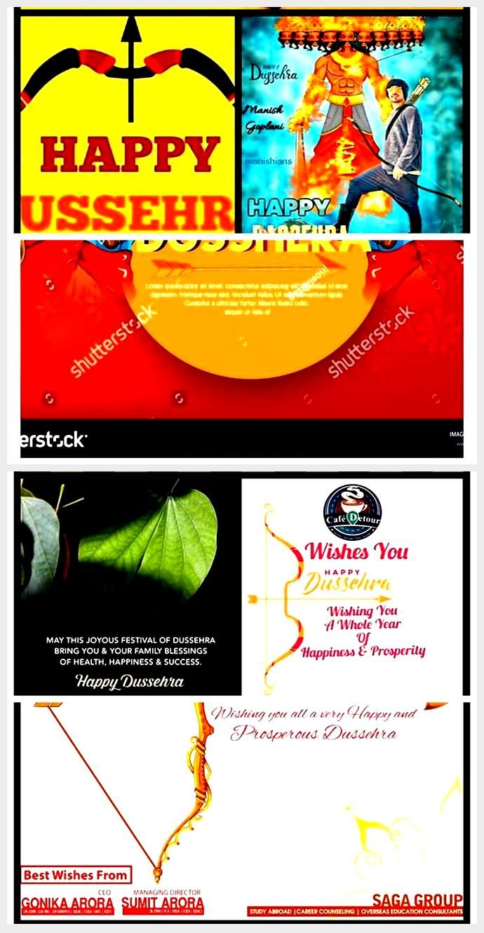 Write your name on Happy Dussehra Images, greeting cards