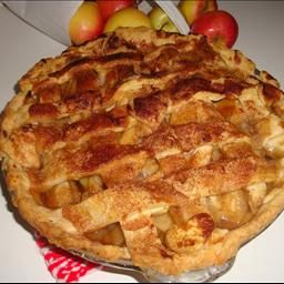 Perfect+Apple+Pie on BigOven: This+is+a+very+good+Apple+pie.++Recipe ...