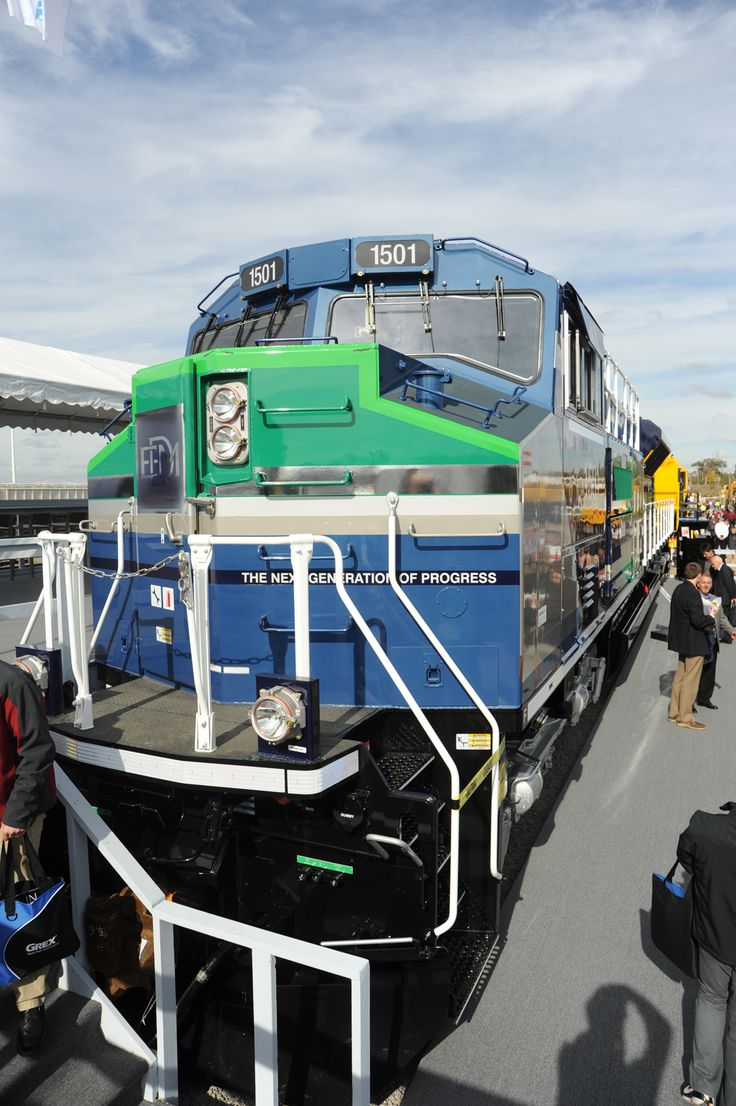 which railway interchange vehicle got the most attention at the show trains magazine