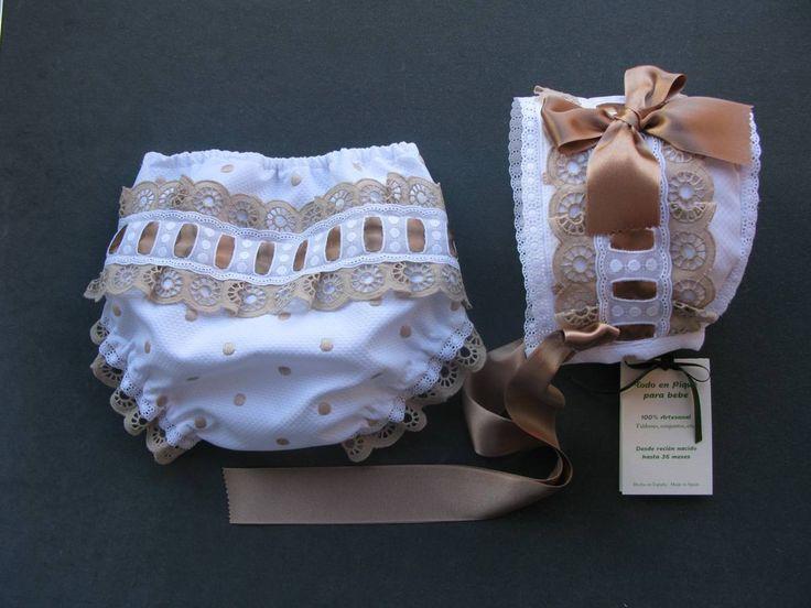 Confecci n artesanal de prendas para bebes desde reci n - Adornos para bebe recien nacido ...