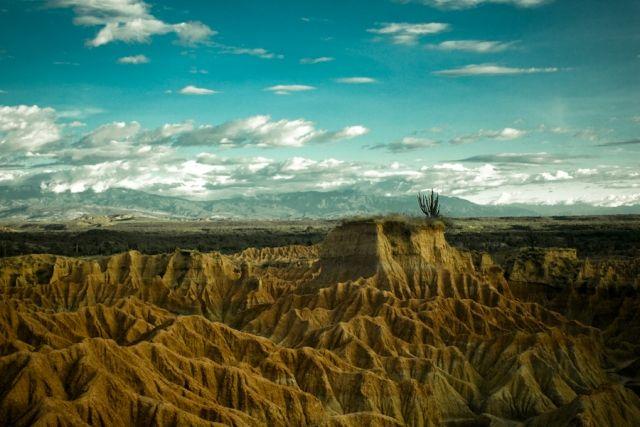 Desierto de la Tatacoa, Huila, Colombia