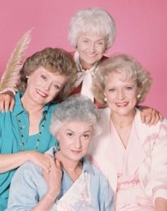 <3 The Golden Girls. Thank you for being a frieeeend!