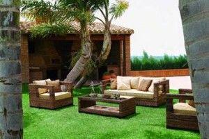 decoracion para un jardin moderno