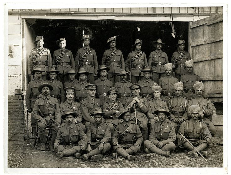 Weekly round-up: Records of WW1 soldiers Mentioned in