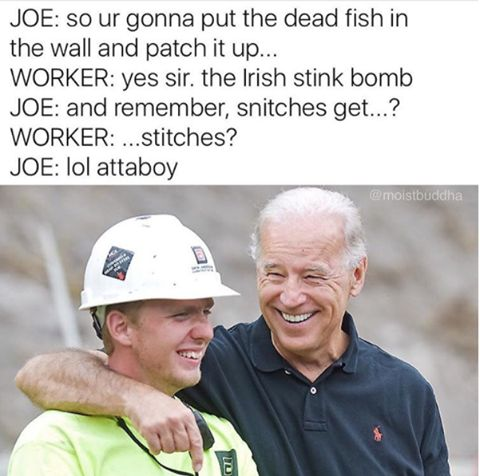 Ahhhh... the Irish stink bomb...