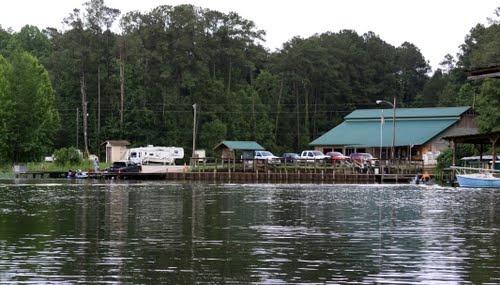Jack wingate 39 s lodge on lake seminole bainbridge ga for Lake seminole fishing