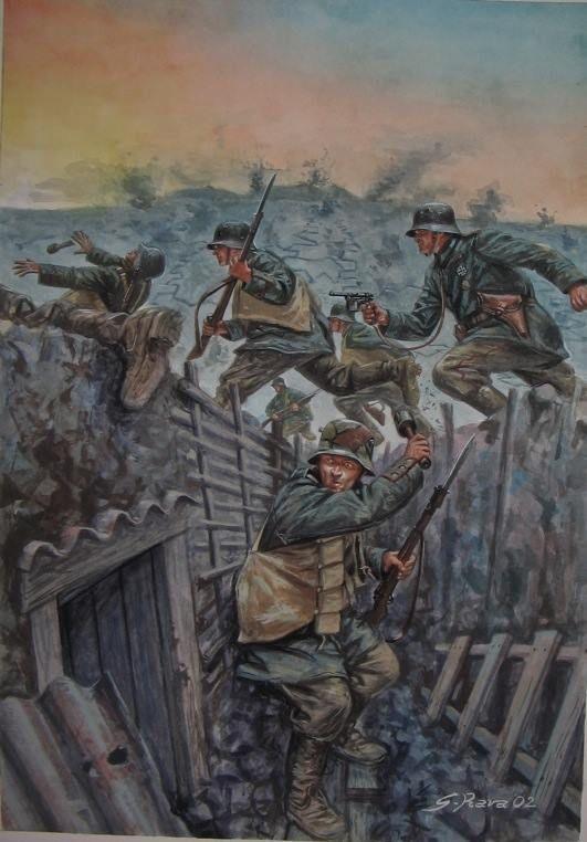 battle of stalingrad essays