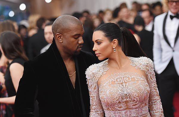 ¡Es niño! Kim Kardashian y Kanye West tendrán 'la parejita'