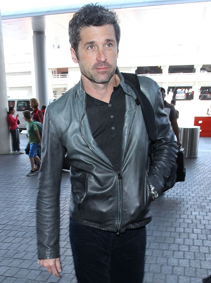 Did Patrick Dempsey have an 'inappropriate' relationship with a 'Grey's' crew member? - /Splash News