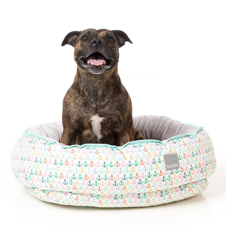 FuzzYard Ahoy! Reversible Pet Bed