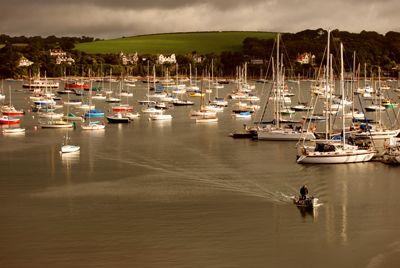 Falmouth in Cornwall, Cornwall