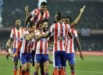 ISL: Postiga's availability key for Atletico de Kolkata Defending champions Atletico de Kolkata may have crossed the Chennayin FC hurdle with ease but they now face another tough rival in form of Zico's FC Goa in an Indian Super League (ISL) encounter here on Wednesday.