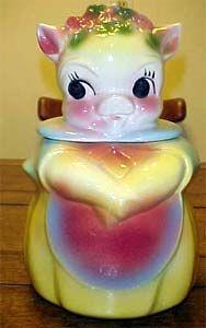 Image detail for -American Bisque Vintage Cookie Jars | Vintage Bliss