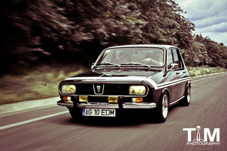 Dacia 1300 aka R12 Gordini