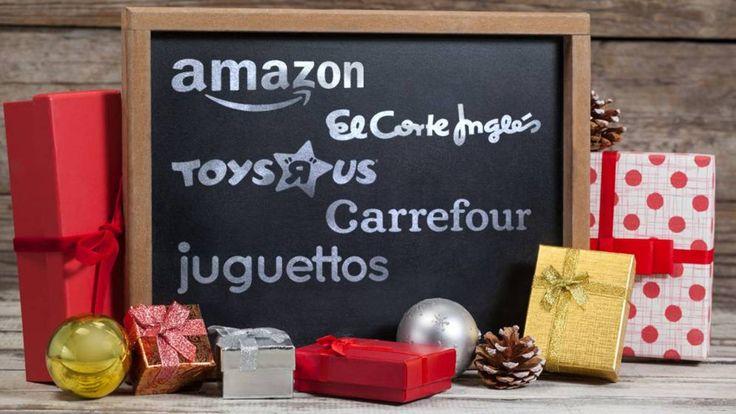Comparativa de precios de juguetes: Amazon El Corte Inglés Toys R Us y más