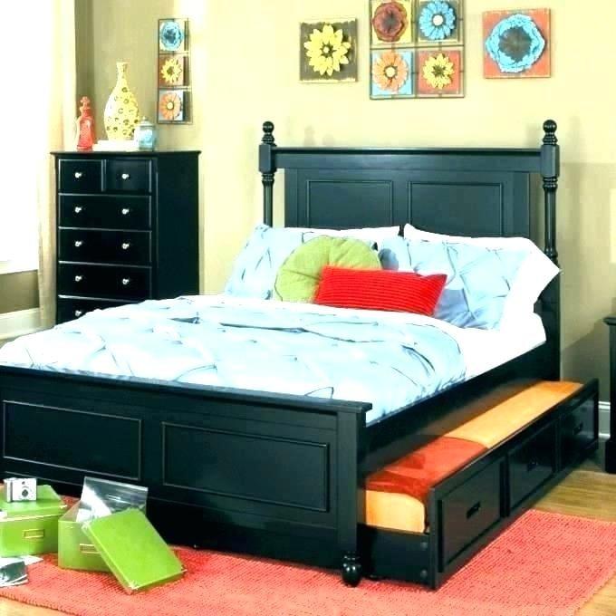 Http Elsiefarrior Co Wp Content Uploads 2019 07 Queen Trundle Queen Size Trundle Bed Fra In 2020 Trundle Bed With Storage Queen Trundle Bed Wayfair Bedroom Furniture