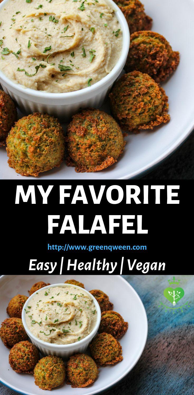My Favorite Falafel