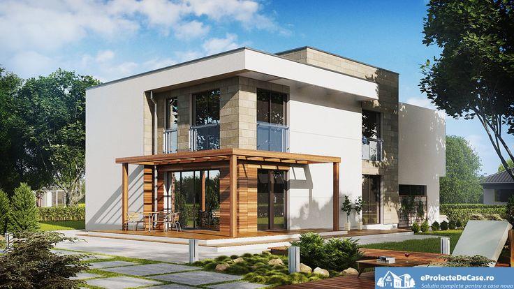 Imagini pentru planuri casa cu etaj