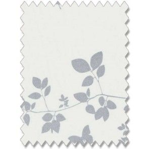 Vine and Butterfly Silhoutte Roller Blind