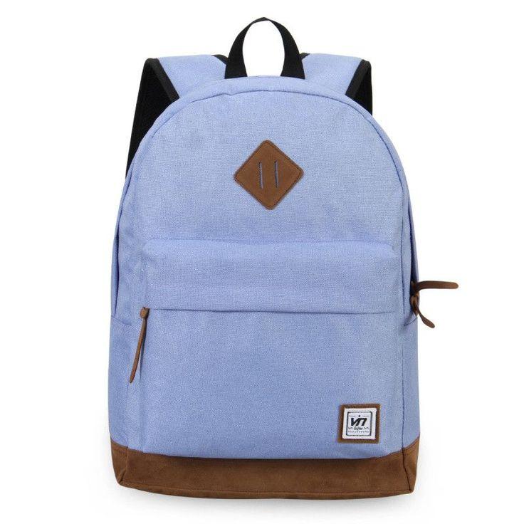 Unisex vintage backpack