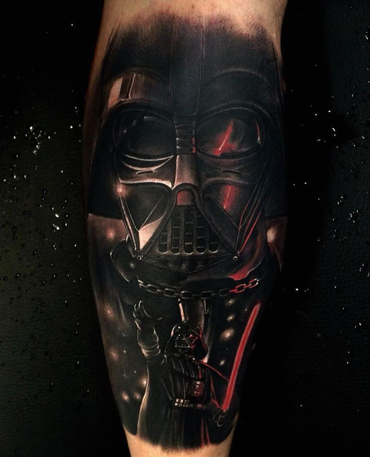 Darth Vader Tattoo                                                                                                                                                                                 More