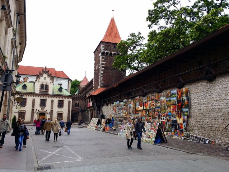 krakow-old-town