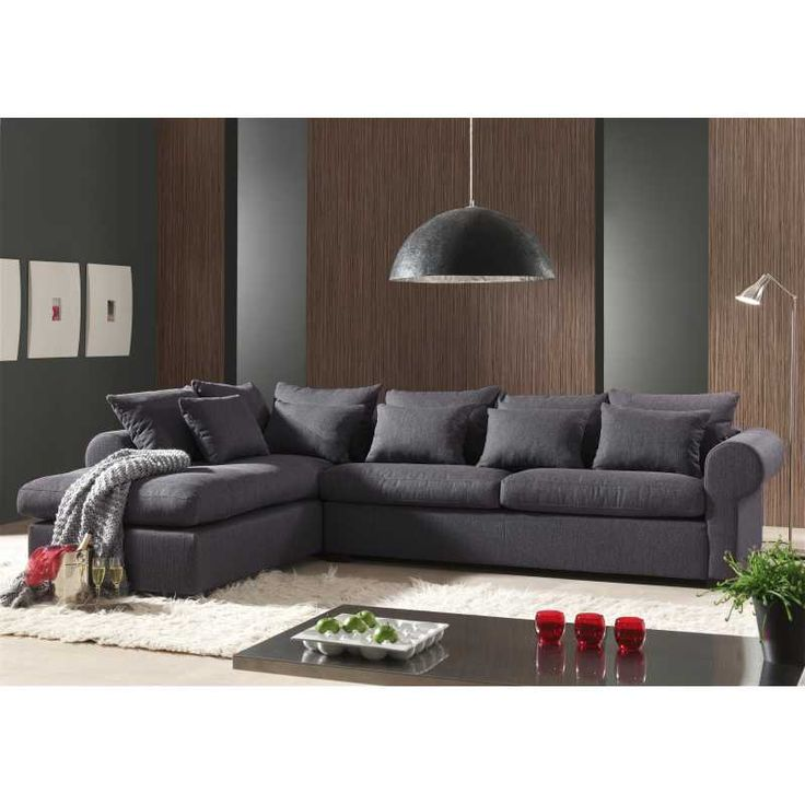 ordinary canape d angle gris anthracite 14 canap du0027angle colomba gris fly. Black Bedroom Furniture Sets. Home Design Ideas