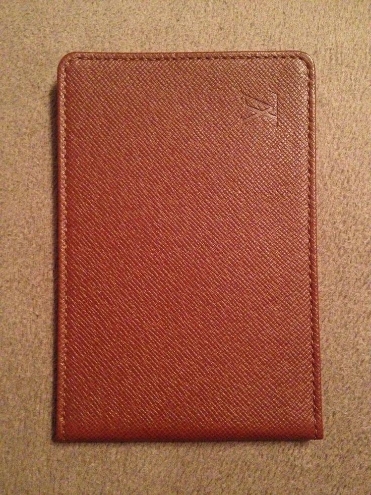 Louis Vuitton photo wallet in taiga