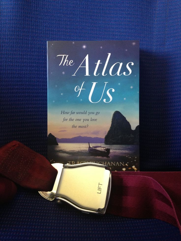 "A book that enables you to travel the world (Exmoor, Serbia, Krabi, Ko Phi Phi, Australia, Dubai, San Francisco ....) ""The Atlas of Us"" by Tracy Buchanan Our review: http://www.tripfiction.com/marching-mapnovel-set-in-exmoor-and-thailand/"