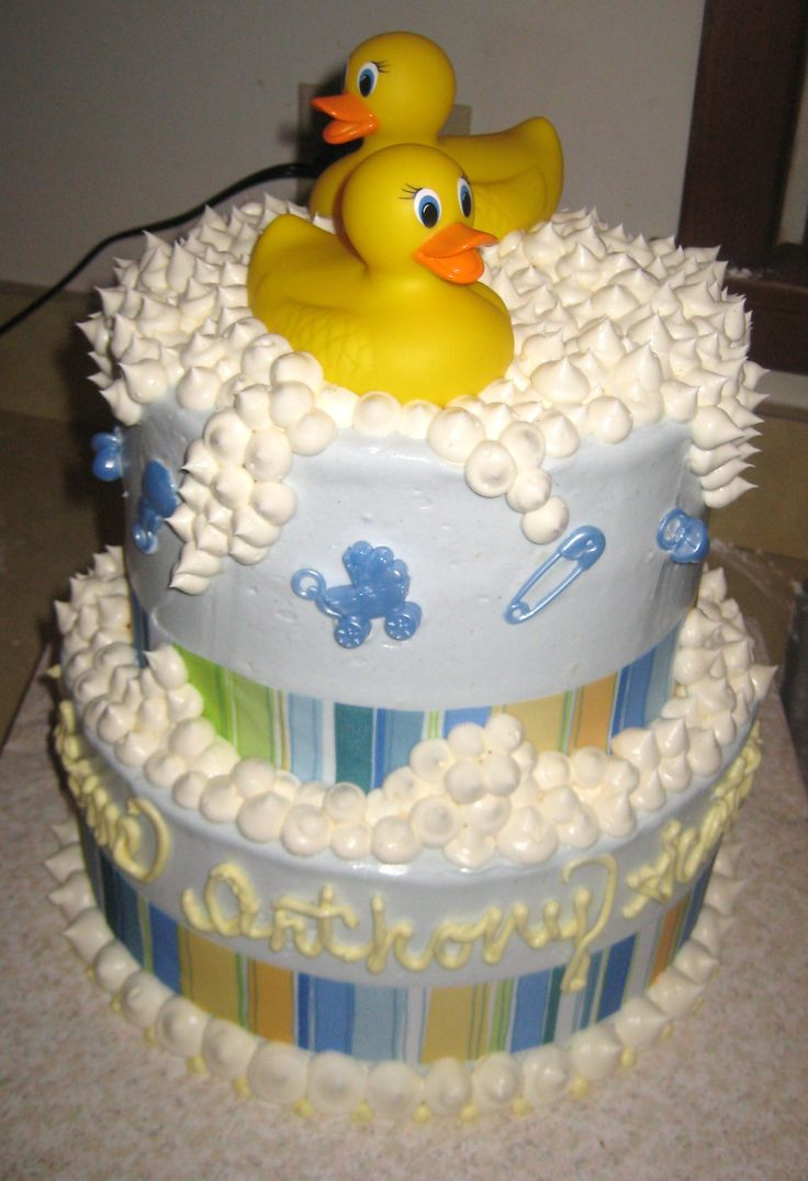 51 best baby shower cakes images on pinterest rubber ducky baby image detail for rubber ducky baby shower cake rubber ducky cake ducky shower