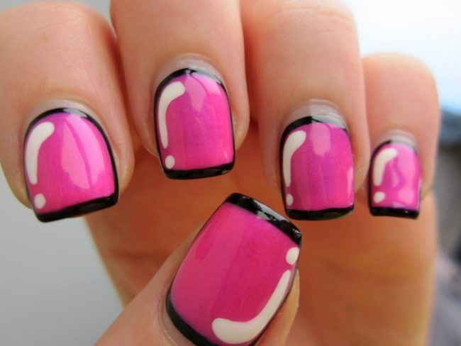 The 25 best light pink nail designs ideas on pinterest pink 60 beautiful pink nail art designs ideas prinsesfo Choice Image
