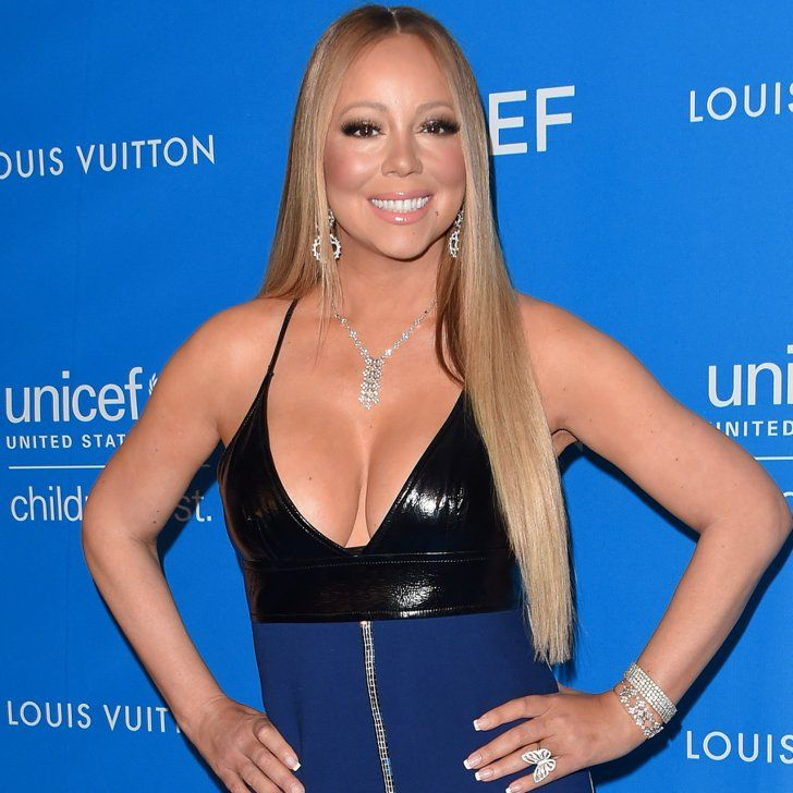 Mariah Carey Flaunts Her Engagement Ring After Her Breakup