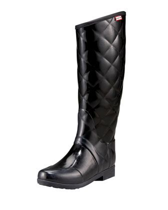Regent Savoy Riding Boot by Hunter Boot at Neiman Marcus.