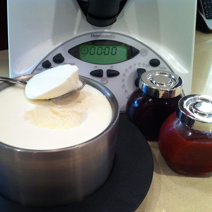 Recipe Shortcut Natural Yoghurt by kmcgibbon - Recipe of category Basics