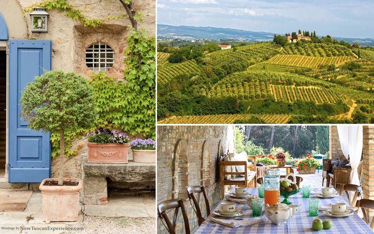 Tuscany Villa Vacations