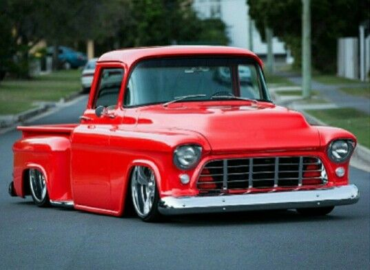 1000+ images about 1955 -'56 - '57 Chevy Trucks on ...