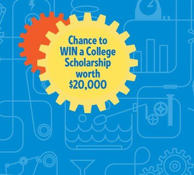Be 1 of 20 to win a $20,000.00 scholarship payable over two years while the recipient is enrolled in an accredited post-secondary school, such as college, vocational, or technical school.    Upload a photo or video to Facebook or Instagram of the...