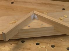 Shooting boards help you get perfect miter cuts. Hand tool woodworking expert Steve Branam shows you how to make a shooting board for 45 degree miters.