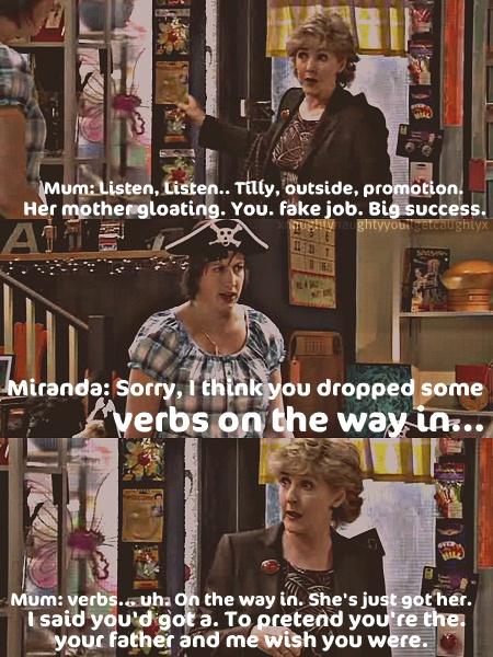 Miranda. Series 1; Epi 3.