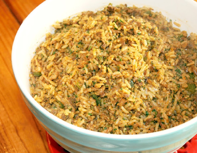Rice, Dressing and Wild rice on Pinterest