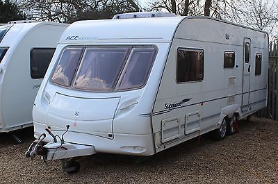 Awesome Swift Challenger 640 2016 Model 6 Berth Twin Axle Caravan  In Perth Perth