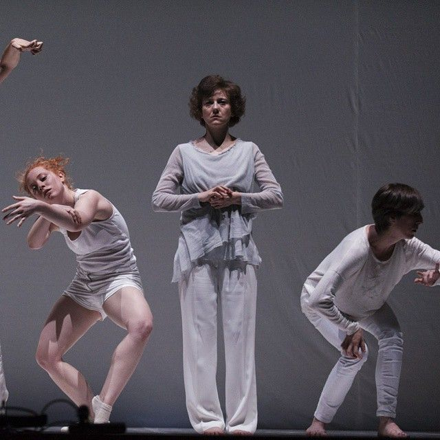 """INSTITUTO STOCOS performing """"Phantom limb"""" at Omissis Festival #omissis2015"""